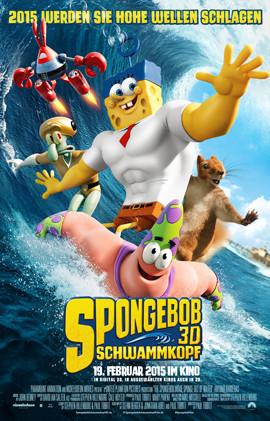 Spongebob Schwammkopf 3D-Trailer-Paramount-kulturmaterial
