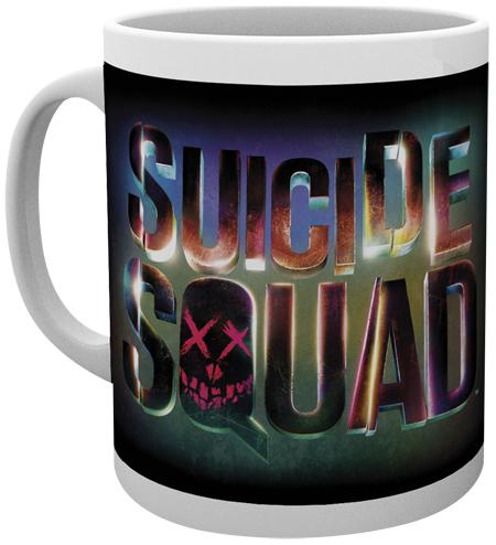 Suicide Squad Fanartikel - Tasse 2 - EMP Merchandising - kulturmaterial