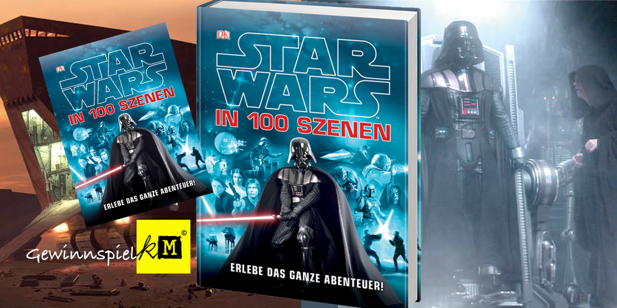 Star Wars in 100 Szenen - Dorling Kindersley - kulturmaterial