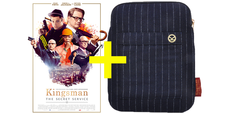 Kingsman-Gewinnspiel-Secret Service-20th Century Fox-kulturmaterial