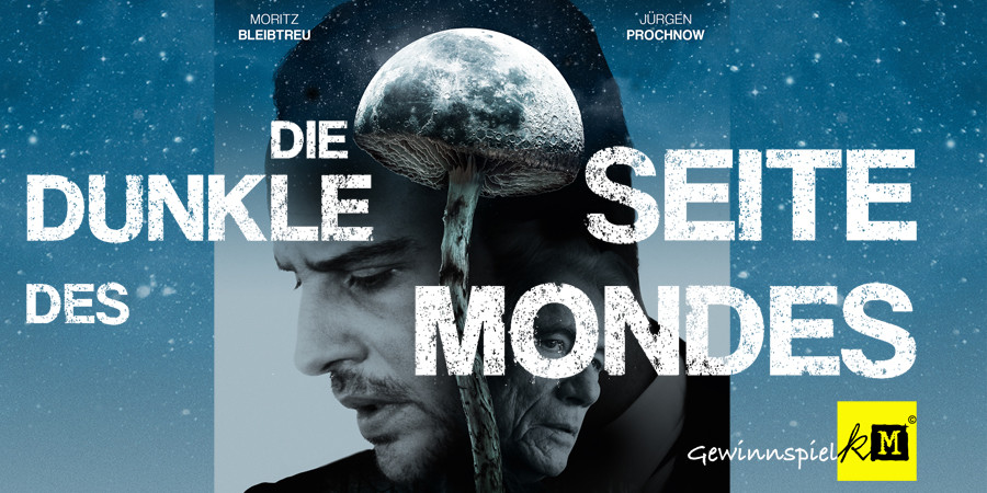 Martin Suter - Die dunkle Seite des Mondes - Diogenes Roman - Alamode Film - kulturmaterial