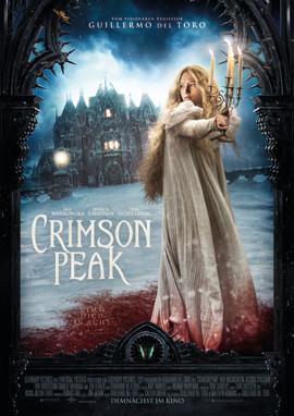 Crimson Peak - Guillermo del Toro - Universal - kulturmaterial