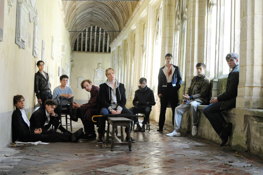 The Riot Club - Bluray - DVD - Prokino - kulturmaterial
