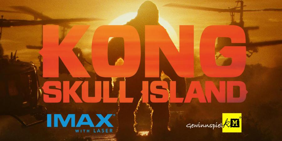 IMAX 3D - KONG SKULL ISLAND - Warner Bros - kulturmaterial