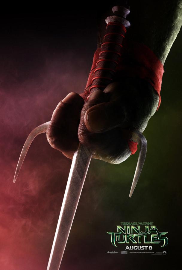 Raphael: Twin Sai (Sai-Gabel)