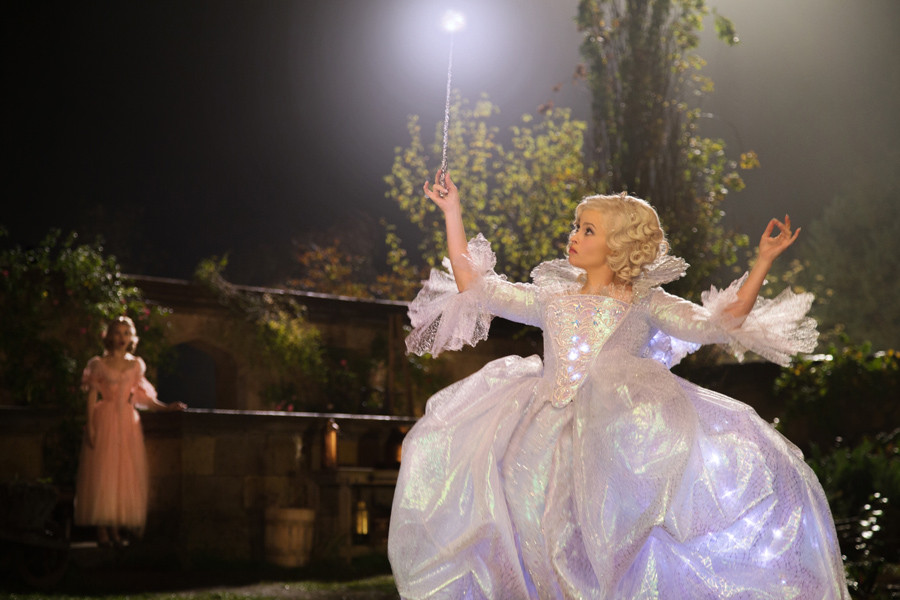 Cinderella - Helena Bonham Carter - Disney - kulturmaterial