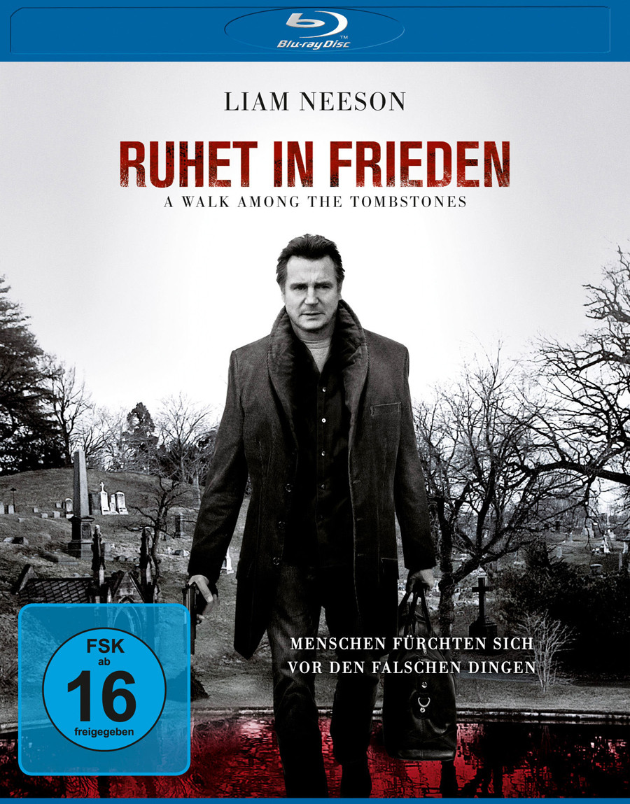 Ruhet in Frieden - A Walk among the Tombstones - Liam Neeson - Universum - kulturmaterial