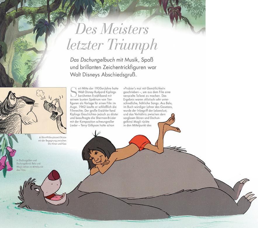 Walt Disney - Das Disney Buch - Dorling Kindersley - aus dem Inhalt - Das Dschungelbuch.jpg