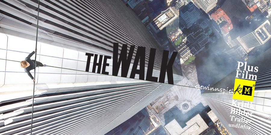 The Walk - Robert Zemeckis - World Trade Center - Philippe Petit - Sony - kulturmaterial