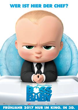 Boss Baby - Fox Kino - kulturmaterial