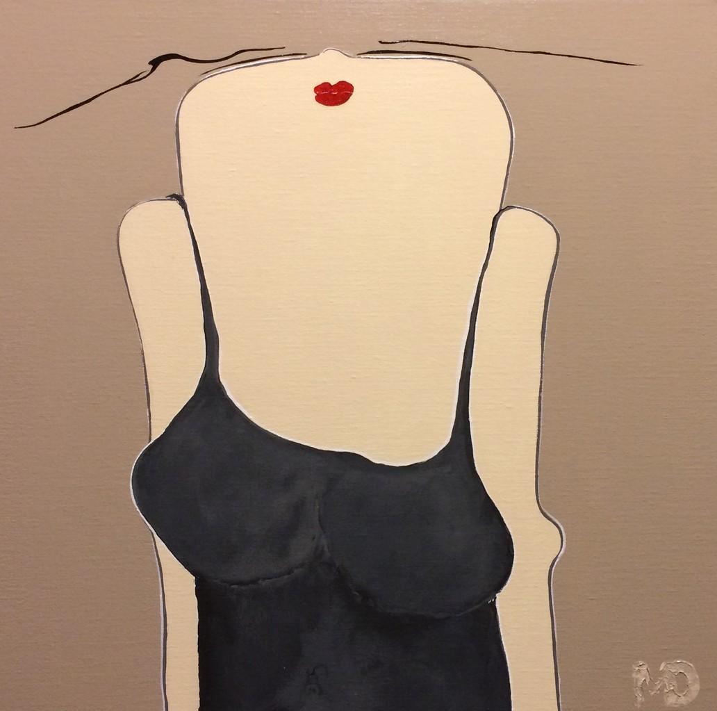 Sugar Girl 2 - Acryl - 50x50