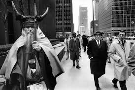 Moondog in New York