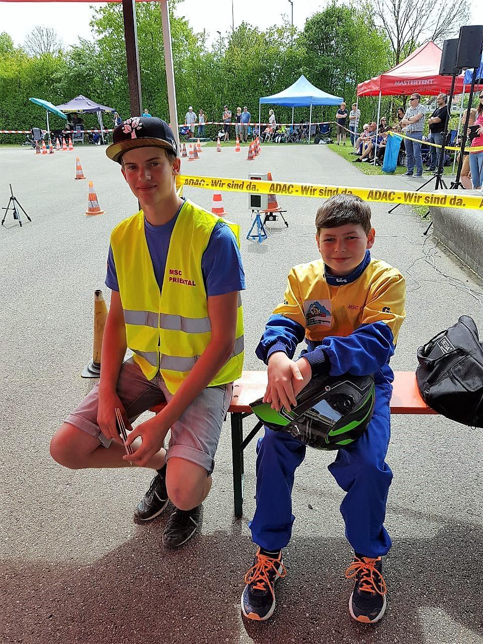 Markus und Nils