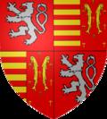 Armoiries de Thierry de Heinsberg