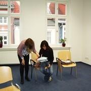 Sprachunterricht in unserem Schulungsraum Rügen