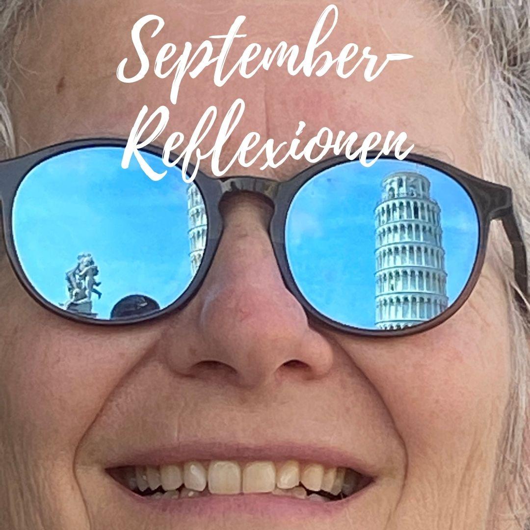 Mein Monatsrückblick auf den September 2021: Let's Party!