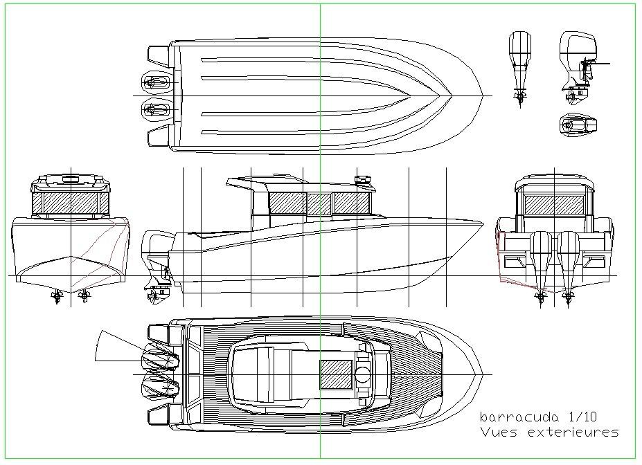 Plans en ligne / on line plans - Plans bateaux modelisme