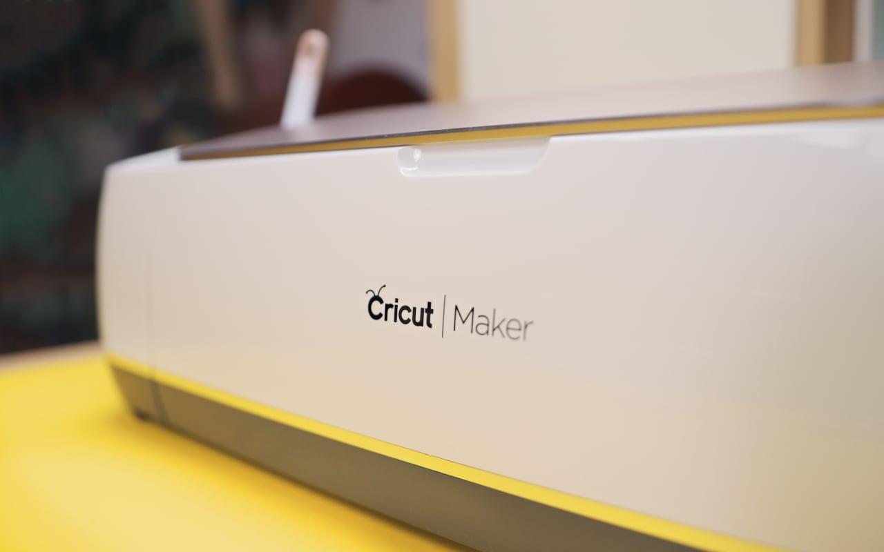 Mein neuer Plotter: Der Cricut Maker