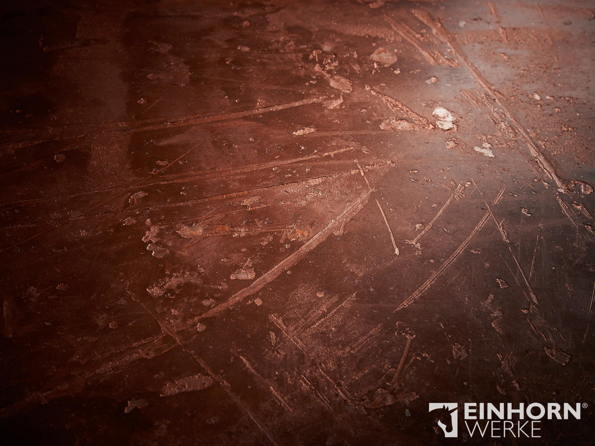 STUCCORINO 1306 + STUCCORINO Fresco 1306  +STUCCORINO Effect Kupfer +Marmorputz von Einhorn Werke