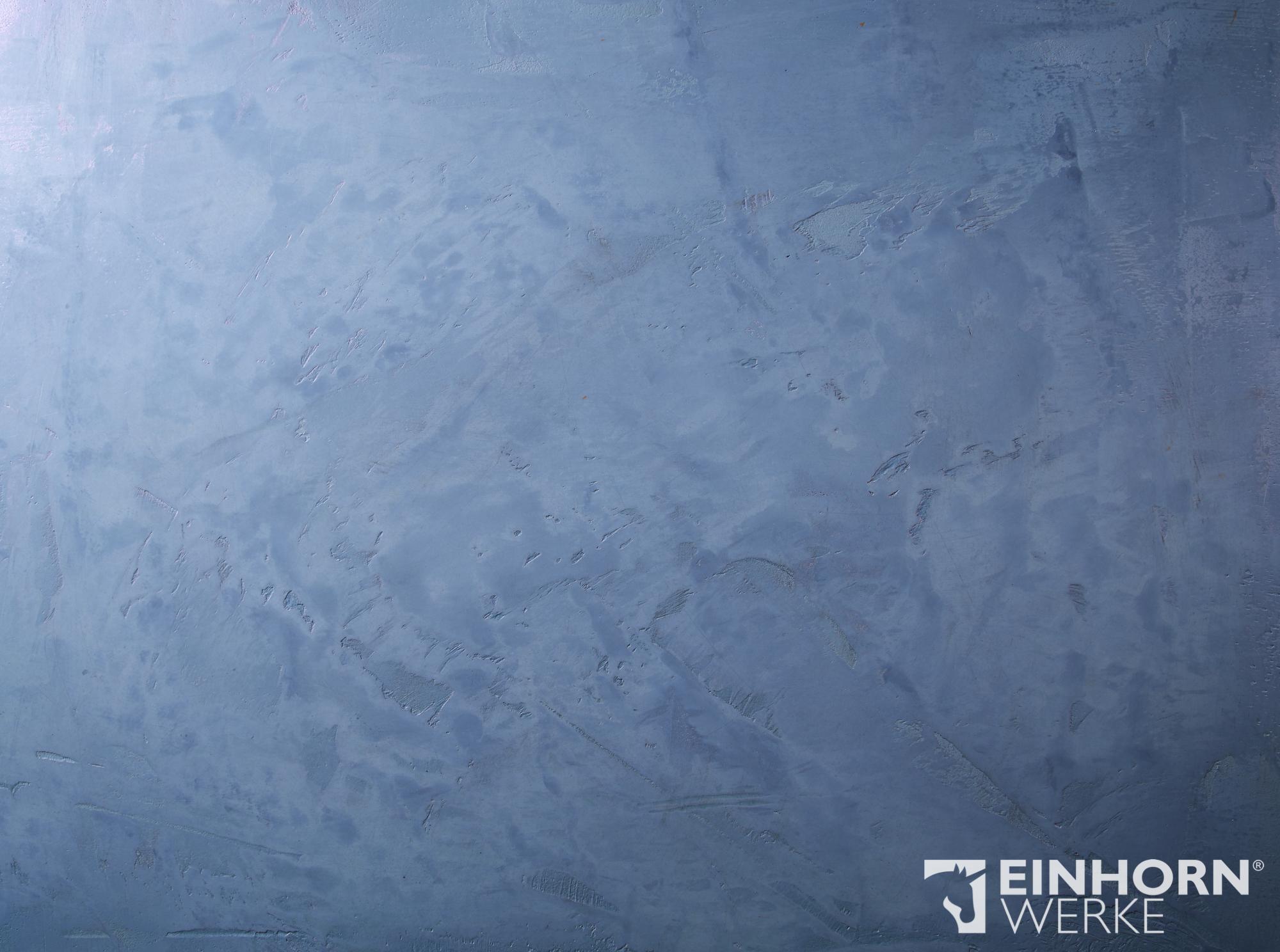 STUCCORINO 3005 + STUCCORINO Effect Saphir - Exklusive Wandgestaltungen