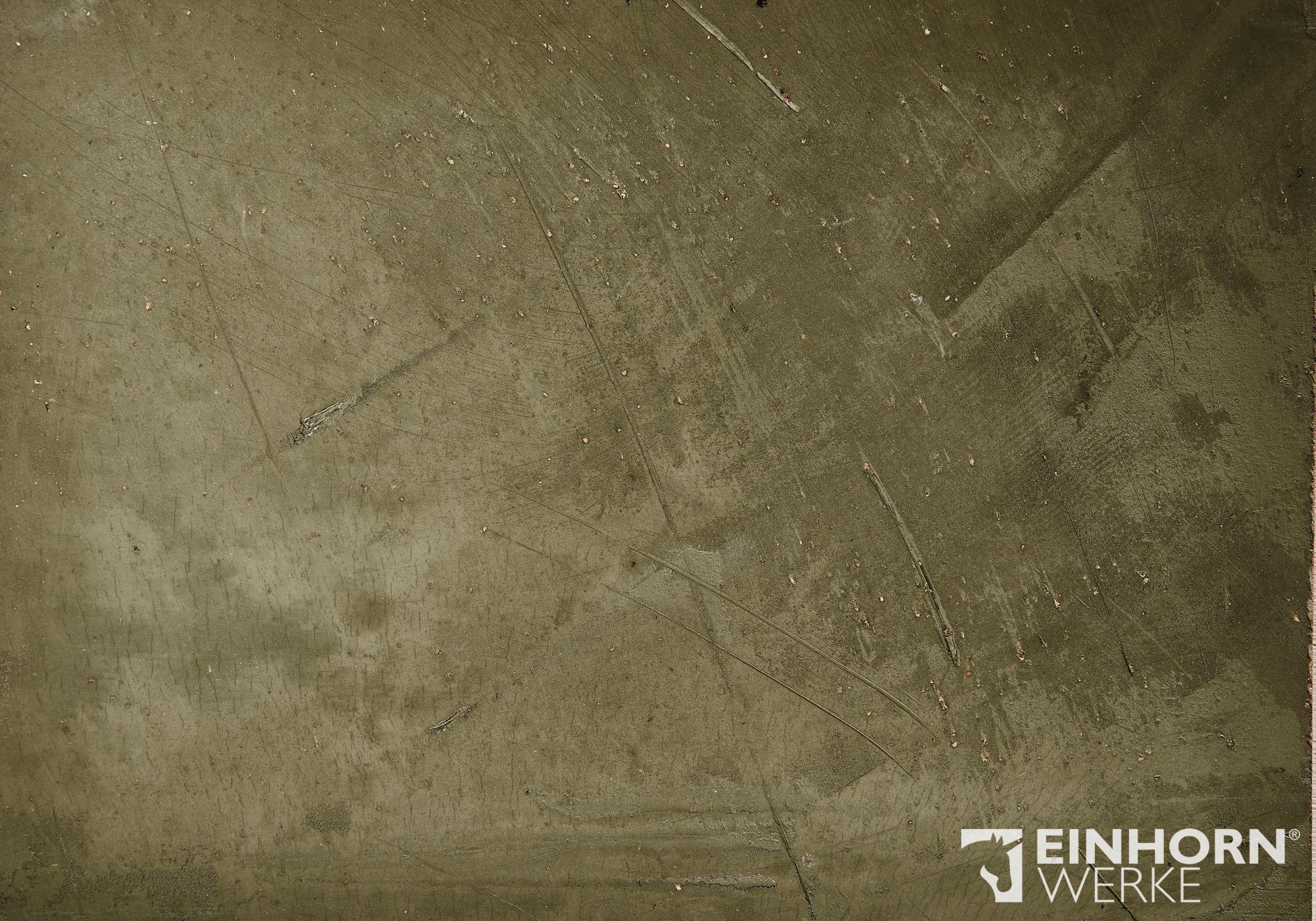 STUCCORINO 2404 + Goldglimmer fein + EINHORN WERKE ® Wand- & Bodenöl plus