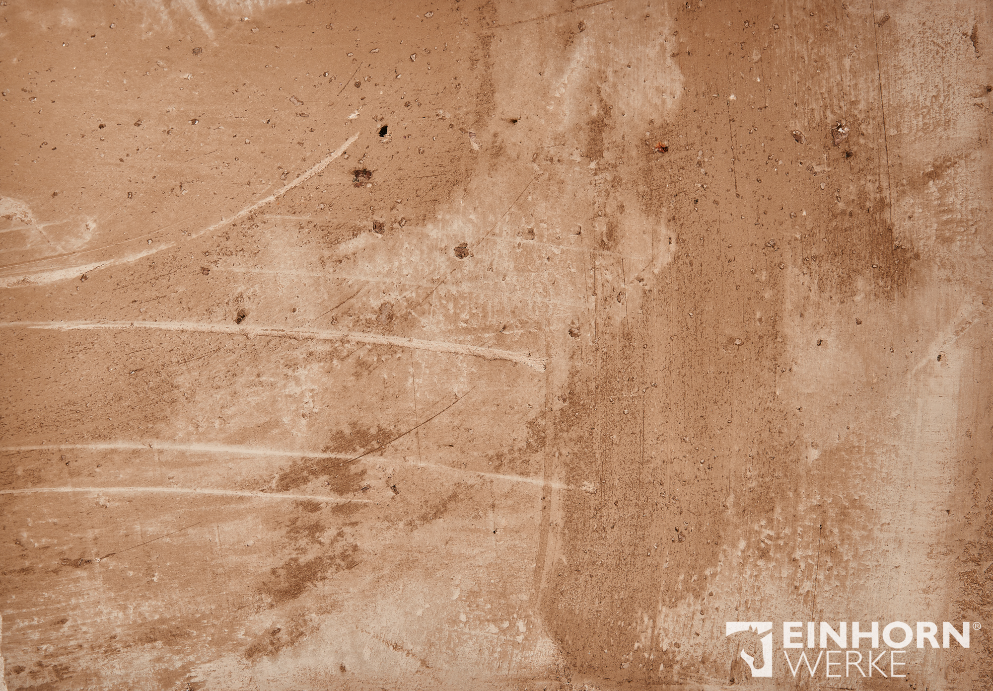 STUCCORINO 0804 + + Perlglimmer grob + STUCCORINO Fresco 0802 + EINHORN WERKE ® Wand- & Bodenöl plus 2
