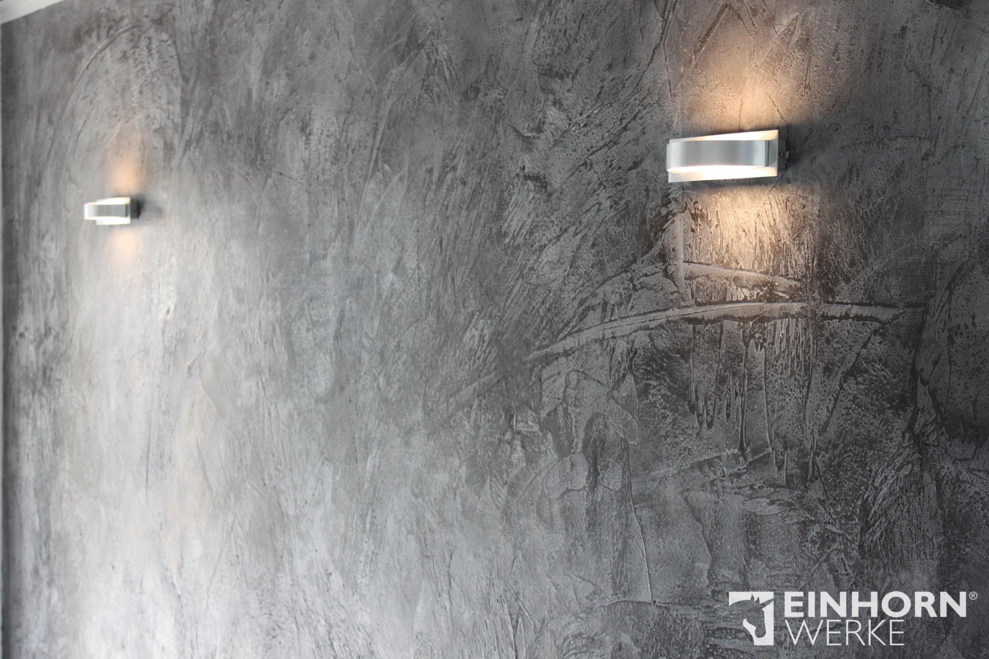 STUCCORINO 0208 + STUCCORINO Effect - Silber