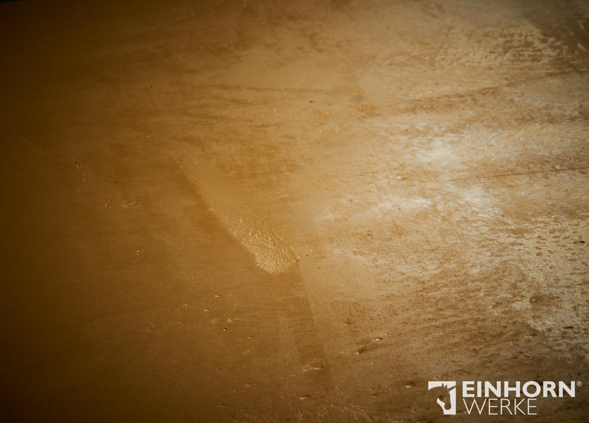 STUCCORINO 2507 + STUCCORINO Effect - Feingold Wände gestalten