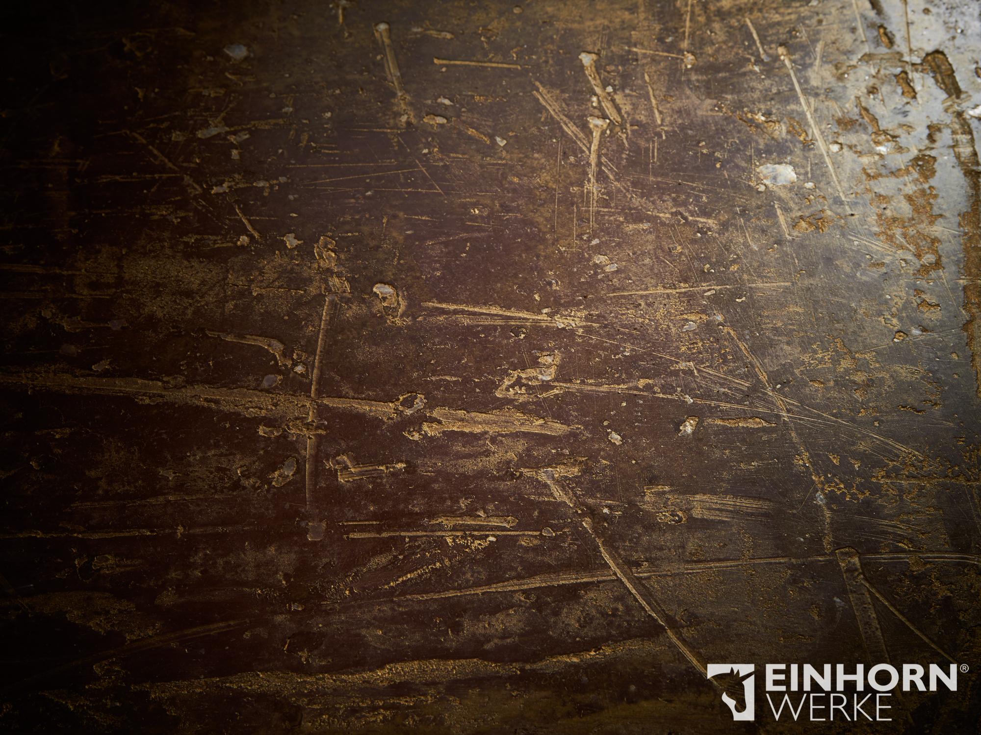 STUCCORINO 1306 + Perlglimmer grob + Stuccorino Fresco 1306 + Stuccorino Effect Feingold + Einhorn Werke Mmarmorputz