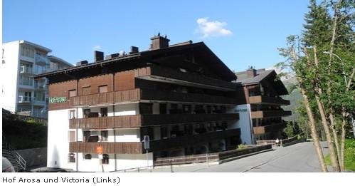Ferienwohnungen an schöner Lage mit Hallenbad Sauna Lift.... Arosa Familie Marti