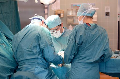OP im St. Marien-Krankenhaus Berlin Lankwitz