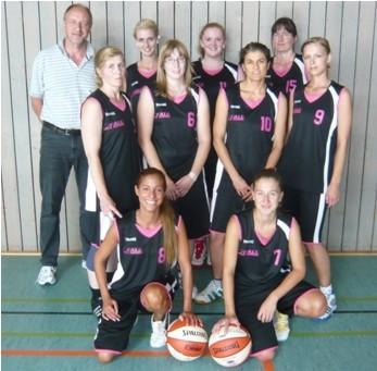 Damen 1 Saison 2012/13