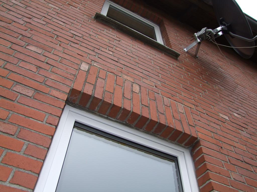 Fassadenschäden