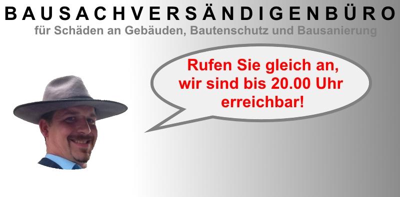 Baugutachter für Stuttgart - Sindelfingen - Calw - Göppingen - Ludwigsburg