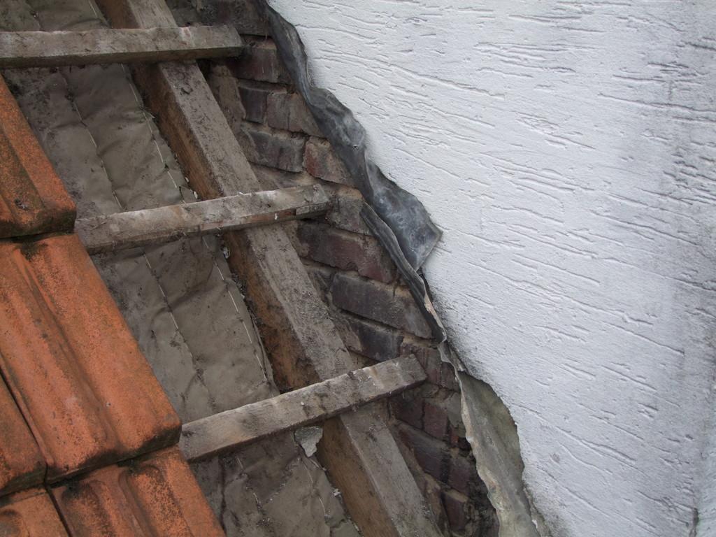 Kältebrücke / Wärmebrücke am Erker