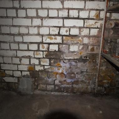 Schäden an Gebäuden