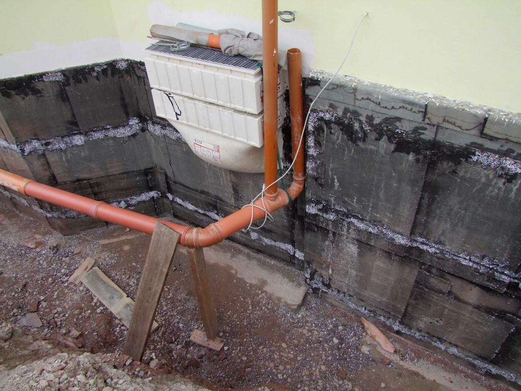 baupfusch an drainage und abdichtung stuttgart. Black Bedroom Furniture Sets. Home Design Ideas