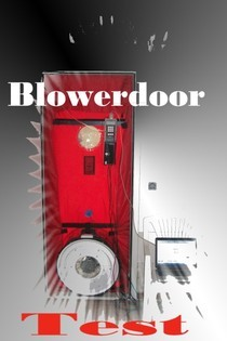 blowerdoor test calw