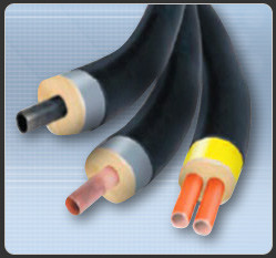 Einfache Rohrleitungen und Duo-Leitung