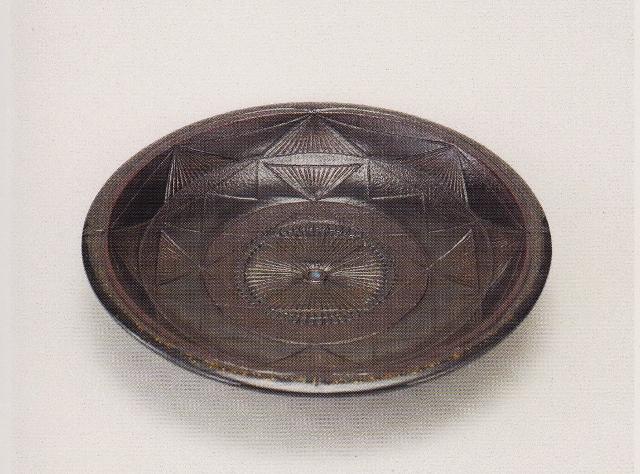 螺鈿蒔絵松竹梅文鉢