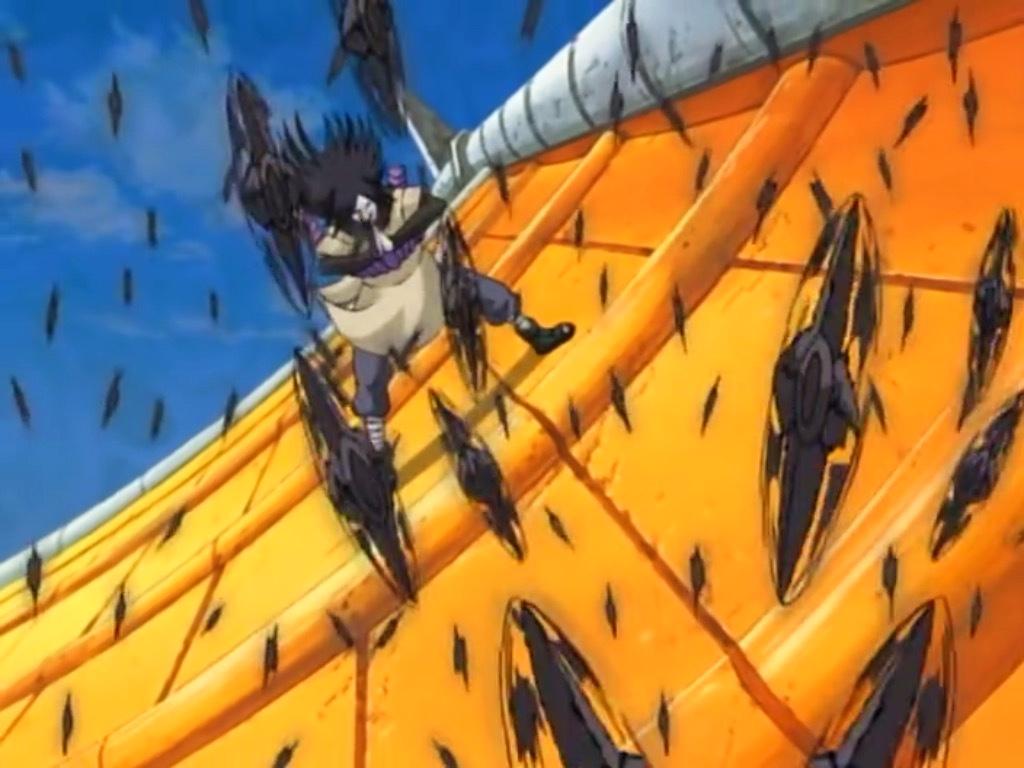 Shuriken Kage Bunshin no Jutsu
