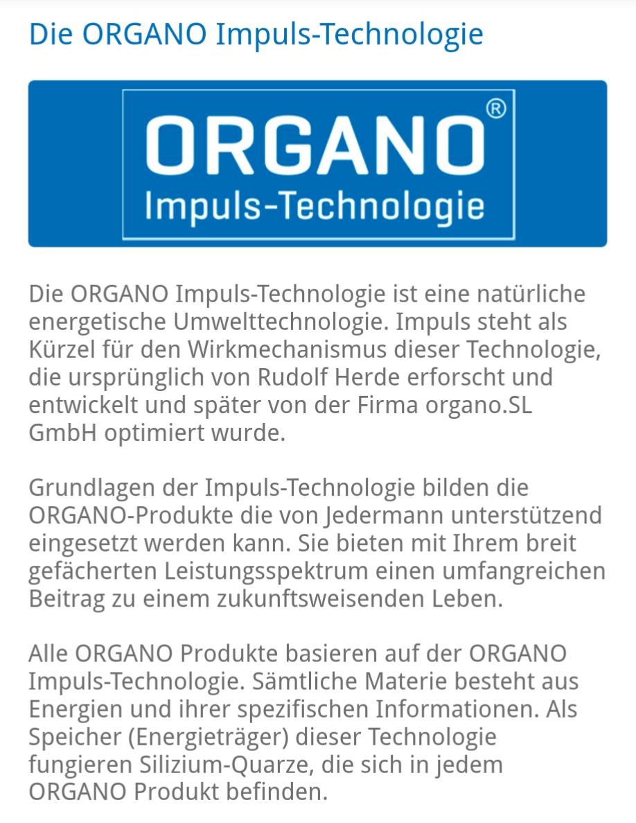 Bild: Organo.de