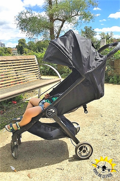 der city tour von baby jogger im reise test. Black Bedroom Furniture Sets. Home Design Ideas