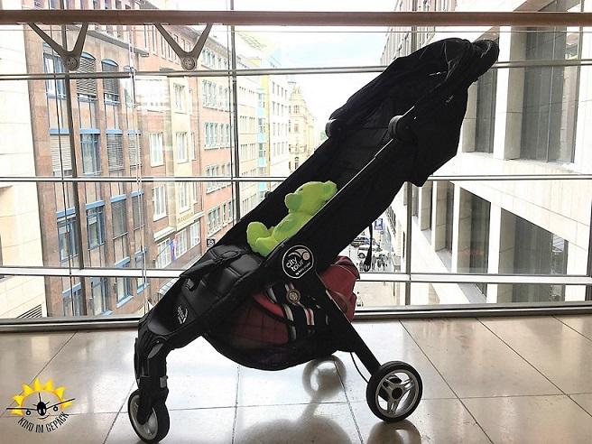 Schlicht & stabil - der City Tour von Baby Jogger.
