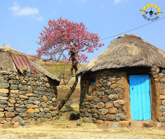 Lesotho - stolz und einmalig