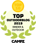 Top 10 Outdoorblog bei Familien.
