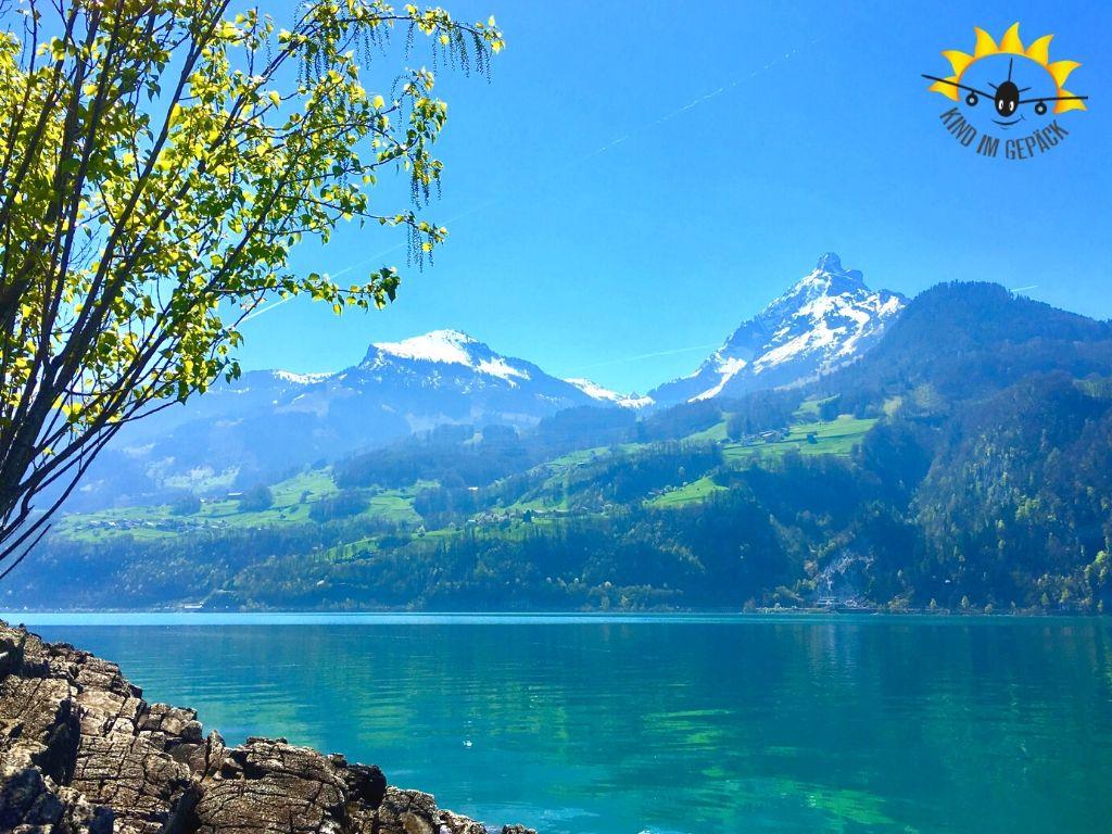 Schweiz: Abenteuer Walensee - Ausflug mit Spielerlebnis