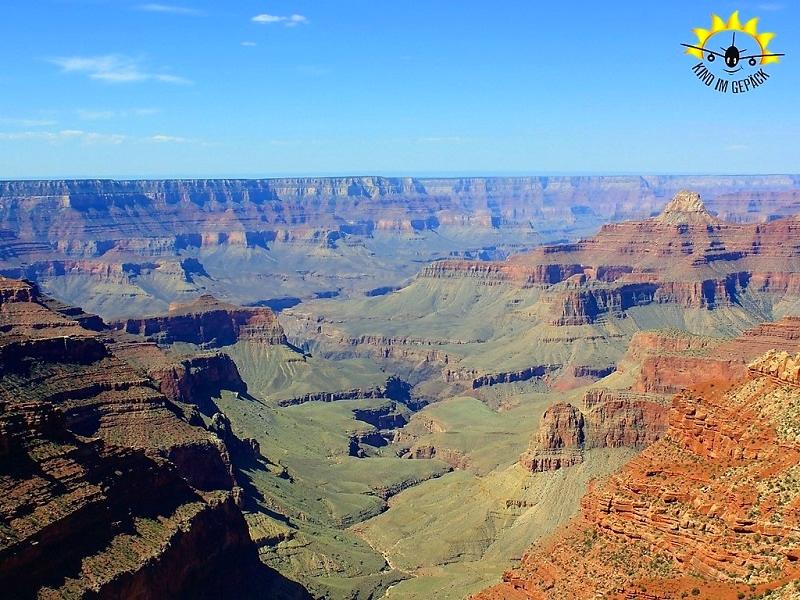 Das North Rim im Grand Canyon Nationalpark