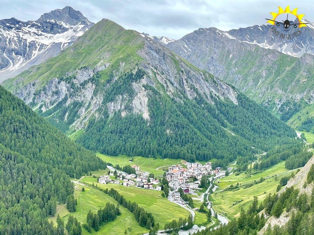 Schweiz / Samnaun: tolle Wanderungen mit Aussicht