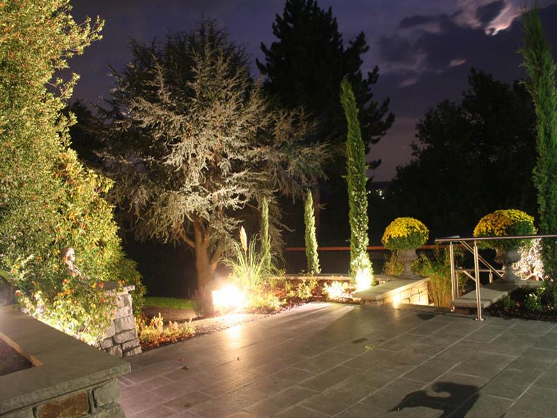 Licht Im Garten Auler Garten Und Landschaftsbau Aus Heiligenhaus